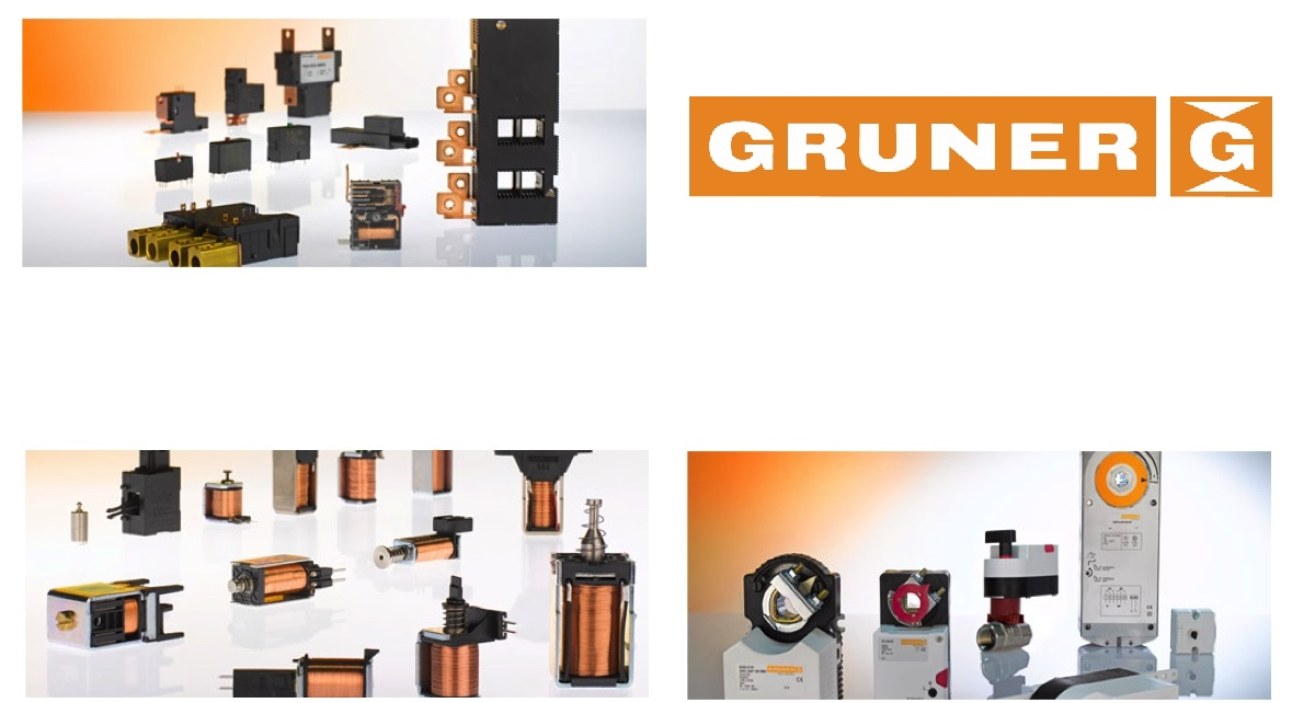 GRUNER AG products