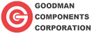Goodman Components | GRUNER AG, Kaschke, Advanced Components Mobile Retina Logo